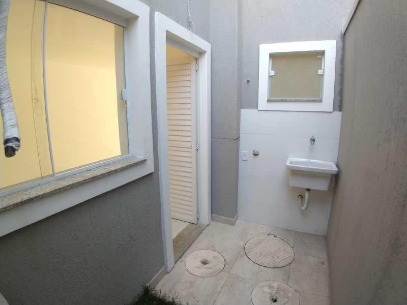 10 - Casa de Vila 3 quartos à venda Taquara, Rio de Janeiro - R$ 567.000 - SVCV30009 - 11