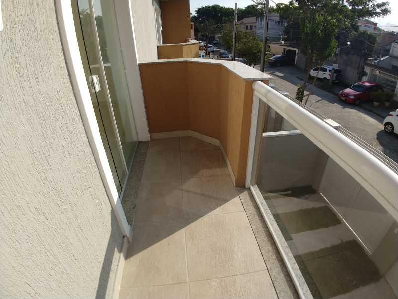 22 - Casa de Vila 3 quartos à venda Taquara, Rio de Janeiro - R$ 567.000 - SVCV30009 - 23