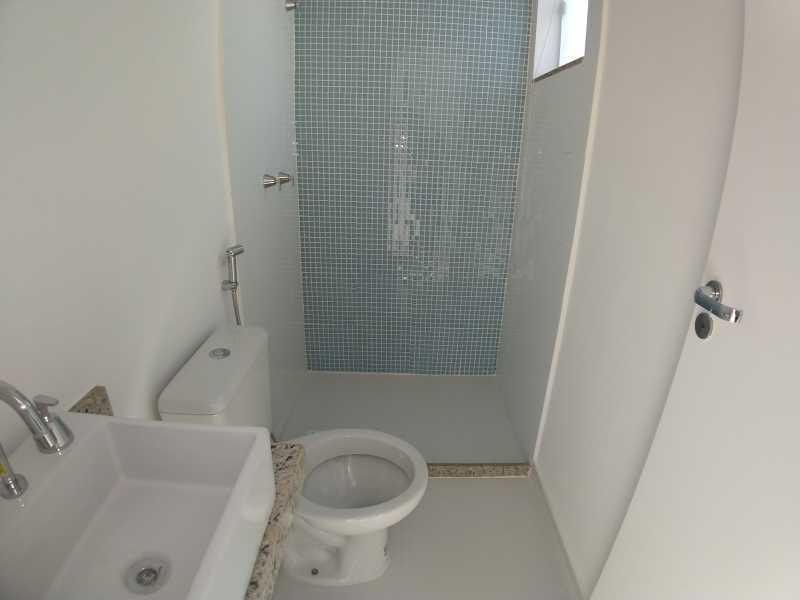 25 - Casa de Vila 3 quartos à venda Taquara, Rio de Janeiro - R$ 567.000 - SVCV30009 - 26