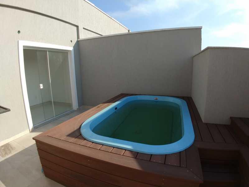 28 - Casa de Vila 3 quartos à venda Taquara, Rio de Janeiro - R$ 546.000 - SVCV30010 - 29