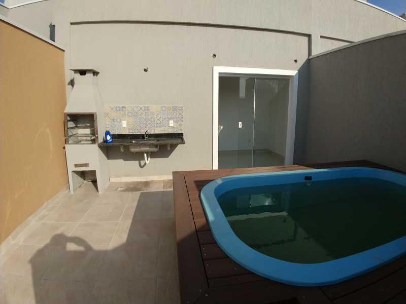 29 - Casa de Vila 3 quartos à venda Taquara, Rio de Janeiro - R$ 546.000 - SVCV30010 - 30
