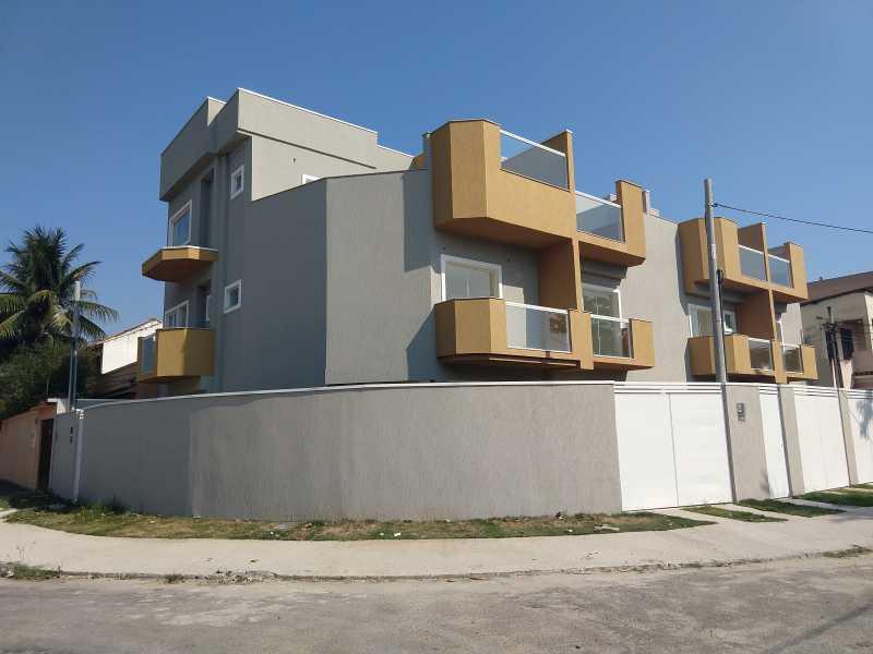 1 - Casa de Vila 3 quartos à venda Taquara, Rio de Janeiro - R$ 546.000 - SVCV30010 - 1