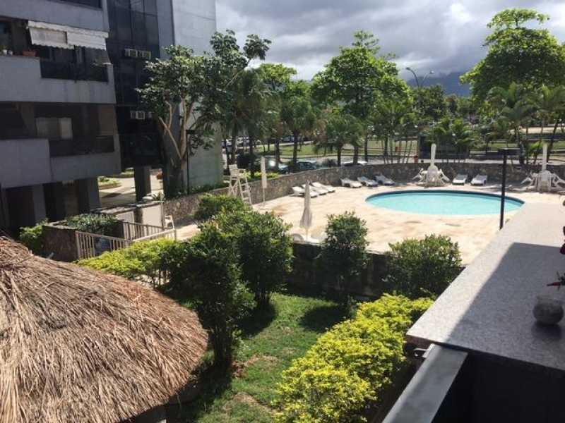 1 - Apartamento 2 quartos à venda Barra da Tijuca, Rio de Janeiro - R$ 590.000 - SVAP20193 - 1