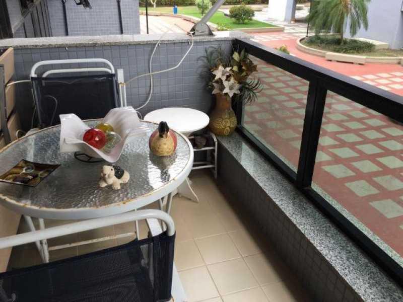5 - Apartamento 2 quartos à venda Barra da Tijuca, Rio de Janeiro - R$ 590.000 - SVAP20193 - 6