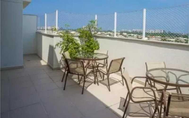 1 - Cobertura 3 quartos à venda Barra da Tijuca, Rio de Janeiro - R$ 1.690.000 - SVCO30021 - 1