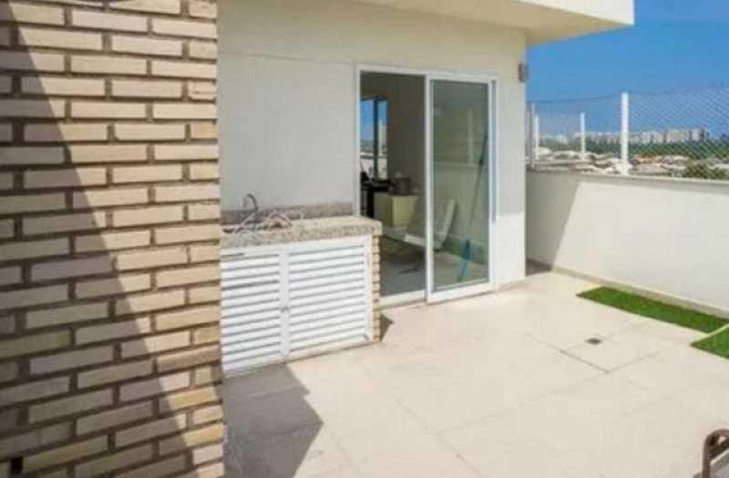 7 - Cobertura 3 quartos à venda Barra da Tijuca, Rio de Janeiro - R$ 1.690.000 - SVCO30021 - 8