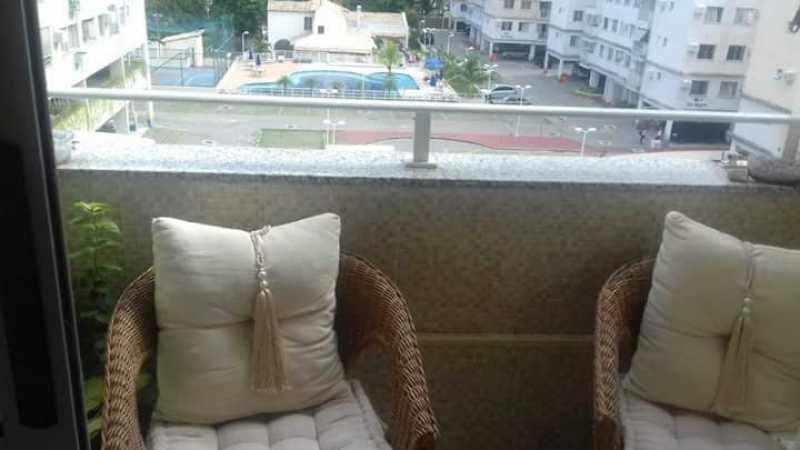 3 - Apartamento 2 quartos à venda Praça Seca, Rio de Janeiro - R$ 239.900 - SVAP20196 - 4