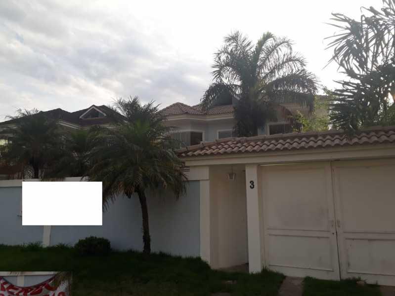 3 - Casa em Condomínio 4 quartos à venda Vargem Pequena, Rio de Janeiro - R$ 990.000 - SVCN40031 - 4
