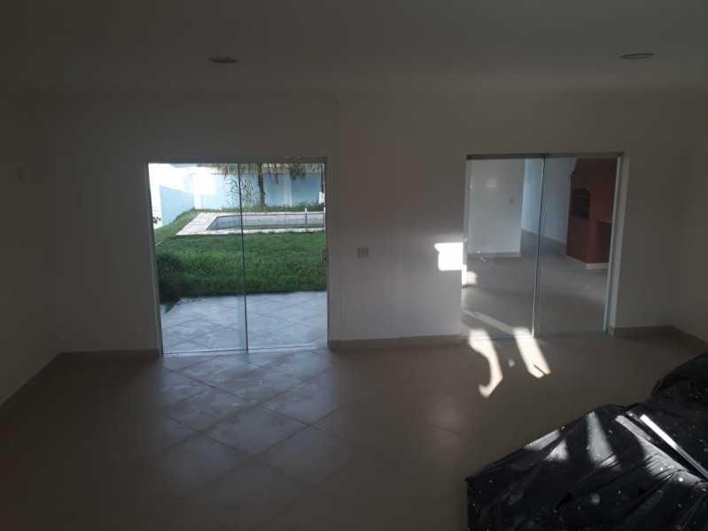 6 - Casa em Condomínio 4 quartos à venda Vargem Pequena, Rio de Janeiro - R$ 990.000 - SVCN40031 - 7