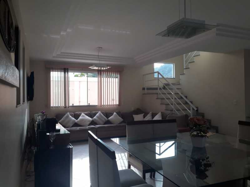 2 - Casa em Condomínio 4 quartos à venda Vargem Pequena, Rio de Janeiro - R$ 1.499.900 - SVCN40032 - 7