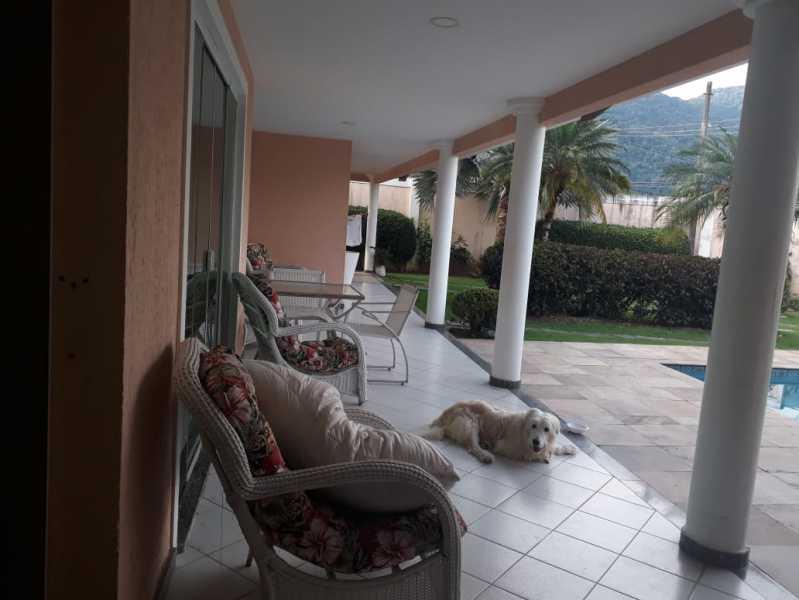 11 - Casa em Condomínio 4 quartos à venda Vargem Pequena, Rio de Janeiro - R$ 1.499.900 - SVCN40032 - 13