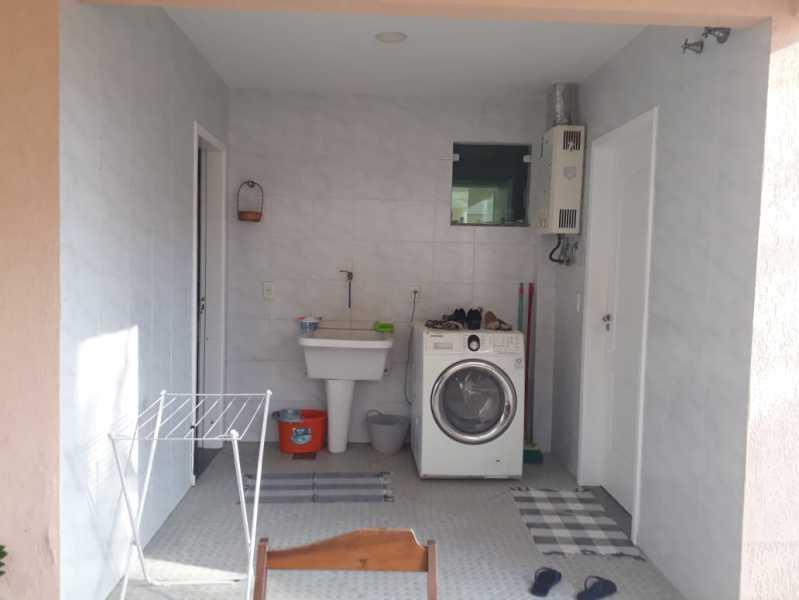 13 - Casa em Condomínio 4 quartos à venda Vargem Pequena, Rio de Janeiro - R$ 1.499.900 - SVCN40032 - 15