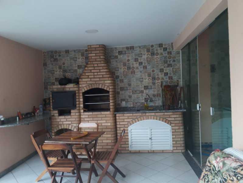 18 - Casa em Condomínio 4 quartos à venda Vargem Pequena, Rio de Janeiro - R$ 1.499.900 - SVCN40032 - 19