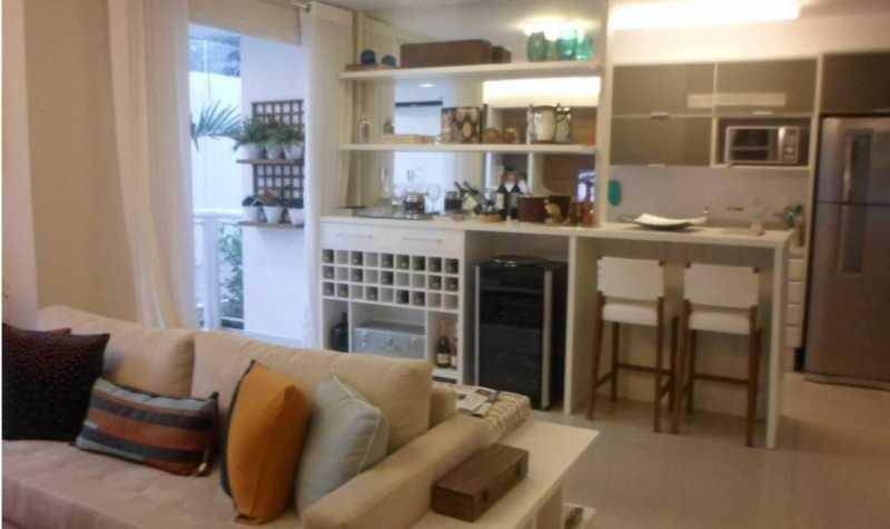 4 - Apartamento 2 quartos à venda Anil, Rio de Janeiro - R$ 311.200 - SVAP20197 - 5