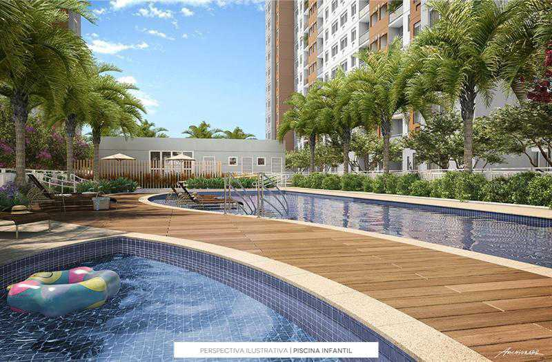 13 - Apartamento 2 quartos à venda Anil, Rio de Janeiro - R$ 311.200 - SVAP20197 - 14