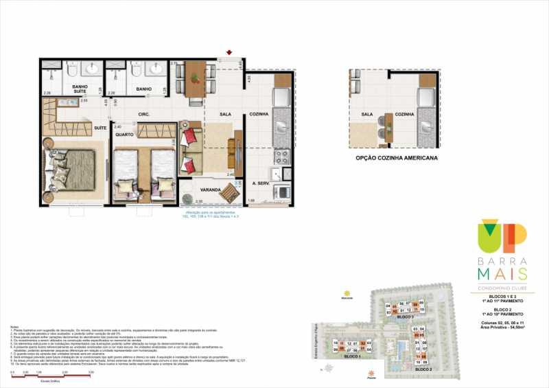 27 - Apartamento 2 quartos à venda Anil, Rio de Janeiro - R$ 311.200 - SVAP20197 - 28