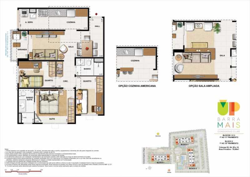 29 - Apartamento 2 quartos à venda Anil, Rio de Janeiro - R$ 311.200 - SVAP20197 - 30