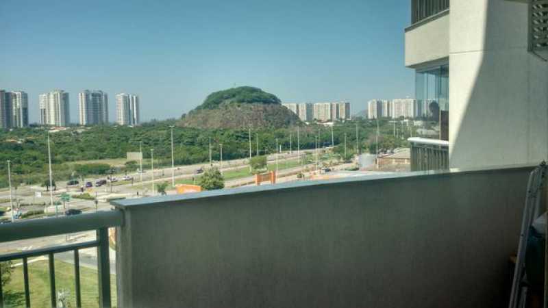 1 - Apartamento 2 quartos à venda Barra da Tijuca, Rio de Janeiro - R$ 545.000 - SVAP20200 - 1