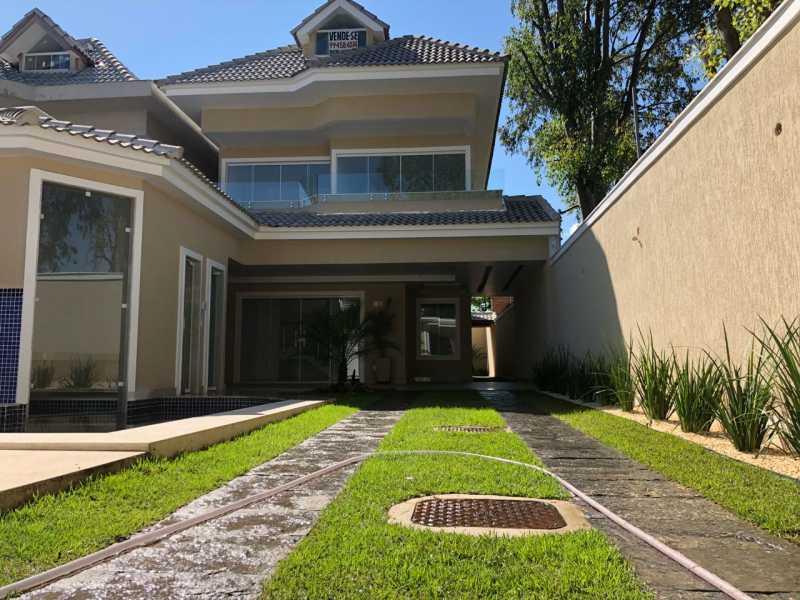 1 - Casa em Condomínio 6 quartos à venda Recreio dos Bandeirantes, Rio de Janeiro - R$ 1.549.900 - SVCN60005 - 1