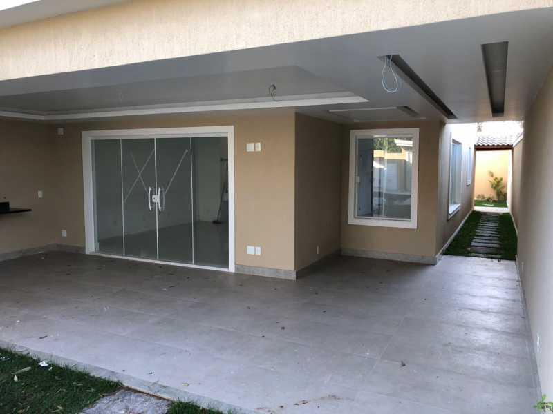 24 - Casa em Condomínio 6 quartos à venda Recreio dos Bandeirantes, Rio de Janeiro - R$ 1.549.900 - SVCN60005 - 16