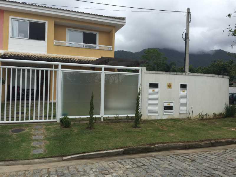 1 - Casa em Condomínio 3 quartos à venda Vargem Pequena, Rio de Janeiro - R$ 690.000 - SVCN30063 - 1