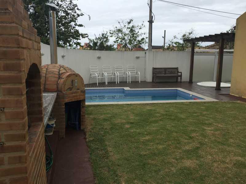 31 - Casa em Condomínio 3 quartos à venda Vargem Pequena, Rio de Janeiro - R$ 690.000 - SVCN30063 - 20