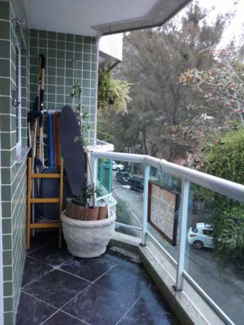4 - Apartamento 2 quartos à venda Recreio dos Bandeirantes, Rio de Janeiro - R$ 349.900 - SVAP20205 - 5