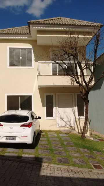 1 - Casa em Condomínio 3 quartos à venda Pechincha, Rio de Janeiro - R$ 649.000 - SVCN30066 - 1