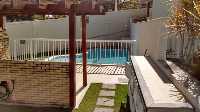 24 - Casa em Condomínio 3 quartos à venda Pechincha, Rio de Janeiro - R$ 649.000 - SVCN30066 - 25