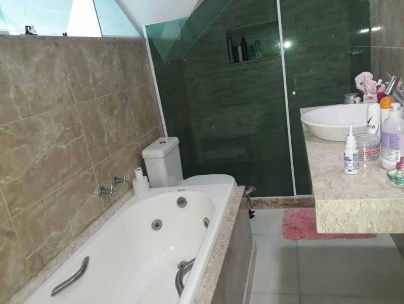 24 - Casa em Condomínio 4 quartos à venda Jacarepaguá, Rio de Janeiro - R$ 780.000 - SVCN40036 - 23