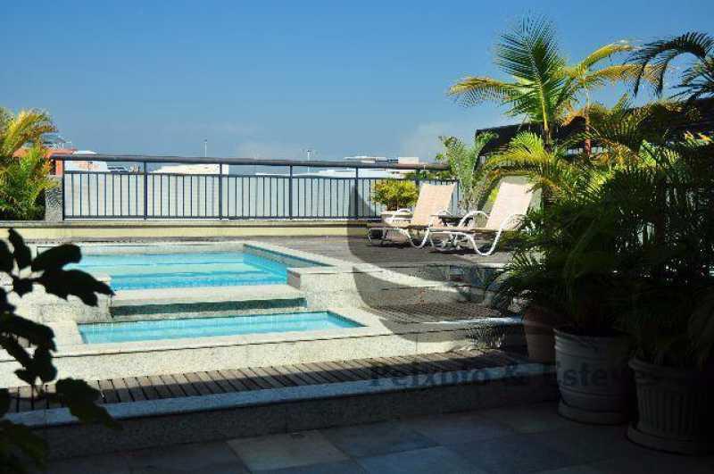 18446 - Apartamento 4 quartos para alugar Barra da Tijuca, Rio de Janeiro - R$ 15.500 - SVAP40017 - 18