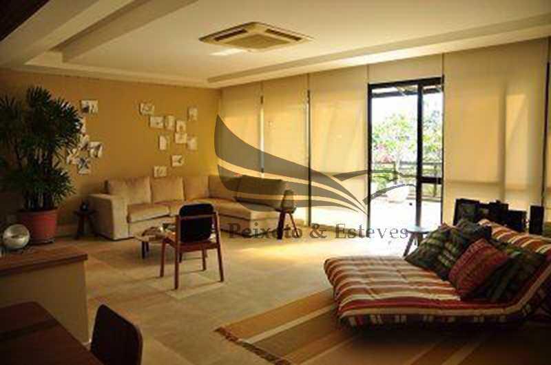 18452 - Apartamento 4 quartos para alugar Barra da Tijuca, Rio de Janeiro - R$ 15.500 - SVAP40017 - 4