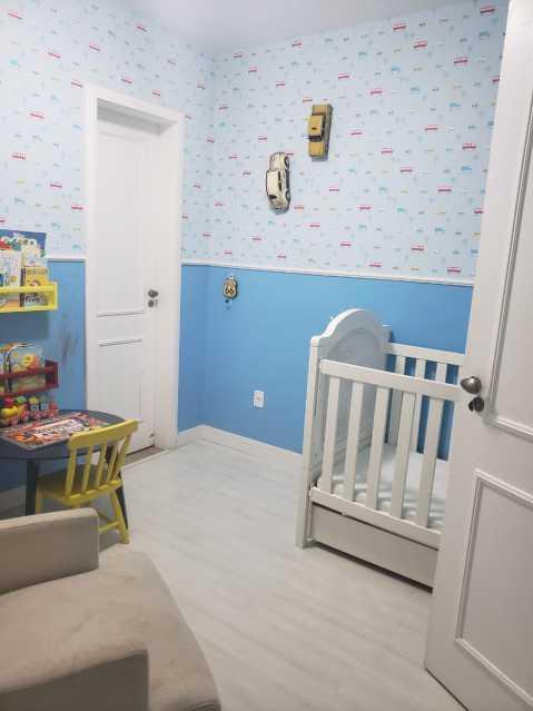 34 - Casa em Condomínio 3 quartos à venda Taquara, Rio de Janeiro - R$ 420.000 - SVCN30074 - 5