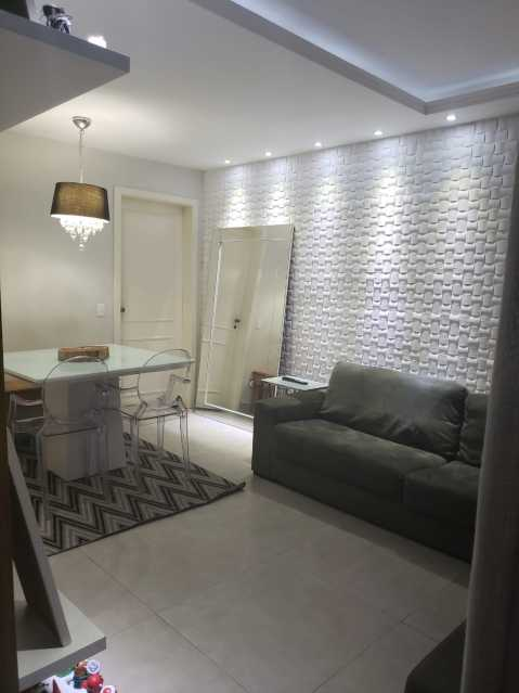 1 - Casa em Condomínio 3 quartos à venda Taquara, Rio de Janeiro - R$ 420.000 - SVCN30074 - 1
