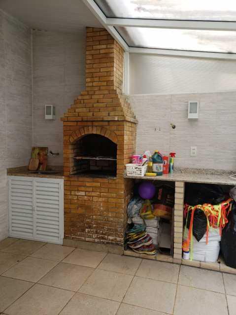 5 - Casa em Condomínio 3 quartos à venda Taquara, Rio de Janeiro - R$ 420.000 - SVCN30074 - 29