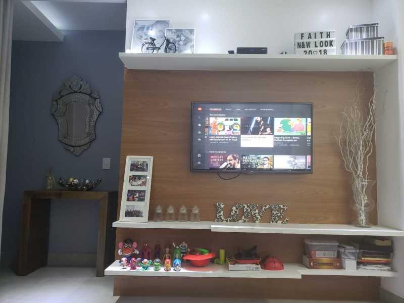 9 - Casa em Condomínio 3 quartos à venda Taquara, Rio de Janeiro - R$ 420.000 - SVCN30074 - 7