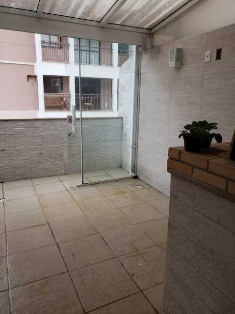 46 - Casa em Condomínio 3 quartos à venda Taquara, Rio de Janeiro - R$ 420.000 - SVCN30074 - 19
