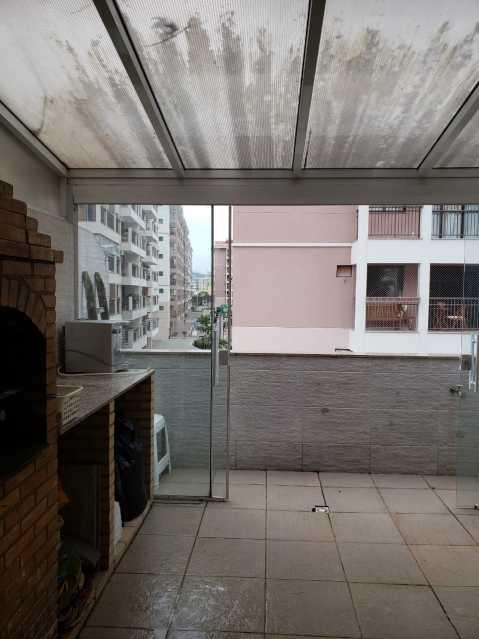 47 - Casa em Condomínio 3 quartos à venda Taquara, Rio de Janeiro - R$ 420.000 - SVCN30074 - 17