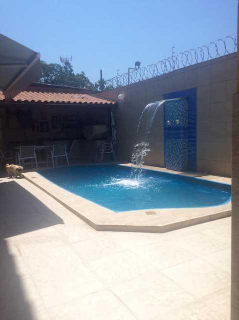 1 - Casa em Condomínio 3 quartos à venda Taquara, Rio de Janeiro - R$ 800.000 - SVCN30076 - 1