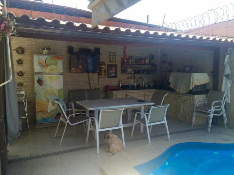 2 - Casa em Condomínio 3 quartos à venda Taquara, Rio de Janeiro - R$ 800.000 - SVCN30076 - 3