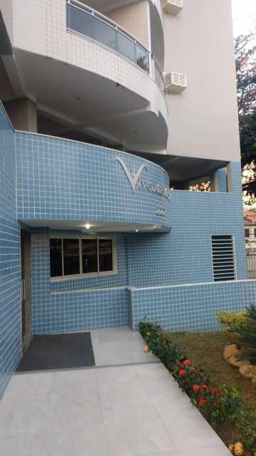 1 - Apartamento 2 quartos à venda Anil, Rio de Janeiro - R$ 420.000 - SVAP20215 - 1