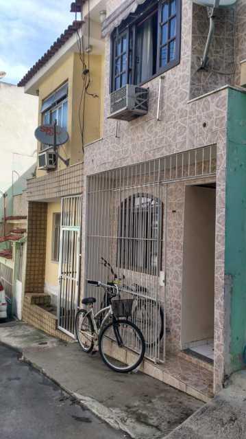 1 - Casa de Vila 2 quartos à venda Curicica, Rio de Janeiro - R$ 249.900 - SVCV20009 - 1