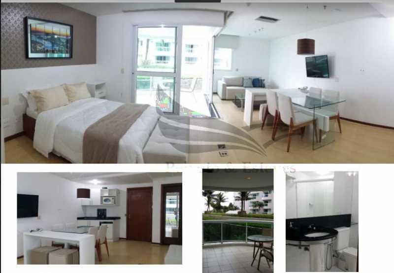 15517 - Outros 1 quarto à venda Barra da Tijuca, Rio de Janeiro - R$ 799.000 - SVOU10001 - 6