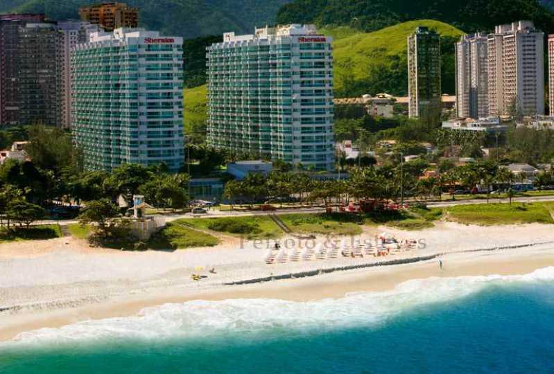 15519 - Outros 1 quarto à venda Barra da Tijuca, Rio de Janeiro - R$ 799.000 - SVOU10001 - 1