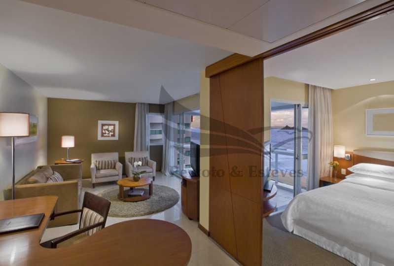 15521 - Outros 1 quarto à venda Barra da Tijuca, Rio de Janeiro - R$ 799.000 - SVOU10001 - 8