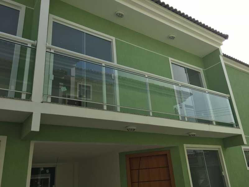 6 - Casa em Condomínio 3 quartos à venda Oswaldo Cruz, Rio de Janeiro - R$ 275.000 - SVCN30081 - 1