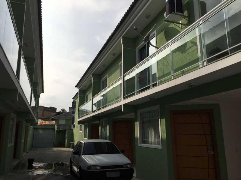 21 - Casa em Condomínio 3 quartos à venda Oswaldo Cruz, Rio de Janeiro - R$ 275.000 - SVCN30081 - 22