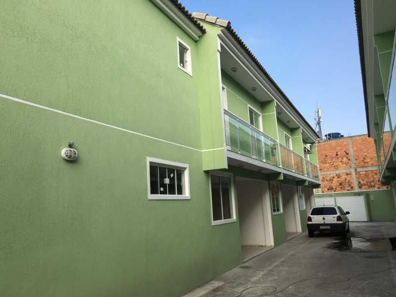 23 - Casa em Condomínio 3 quartos à venda Oswaldo Cruz, Rio de Janeiro - R$ 275.000 - SVCN30081 - 24