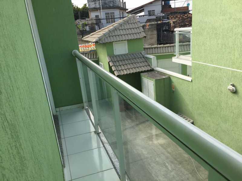 24 - Casa em Condomínio 3 quartos à venda Oswaldo Cruz, Rio de Janeiro - R$ 275.000 - SVCN30081 - 25
