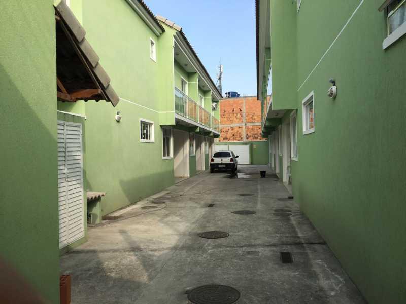 25 - Casa em Condomínio 3 quartos à venda Oswaldo Cruz, Rio de Janeiro - R$ 275.000 - SVCN30081 - 26